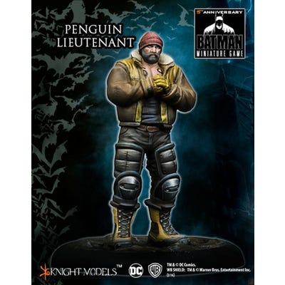 Penguin Lieutenant - Metal
