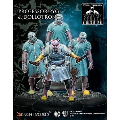 Professor Pyg & Dollotrons - Metal
