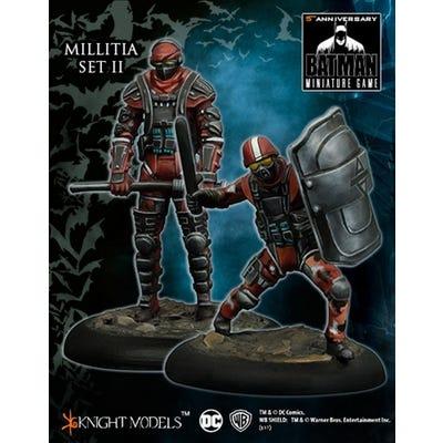 Militia Set II - Metal