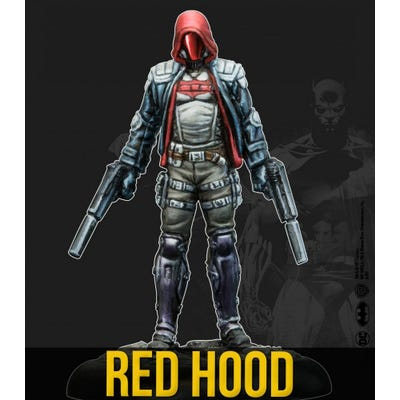 Red Hood - Multiverse