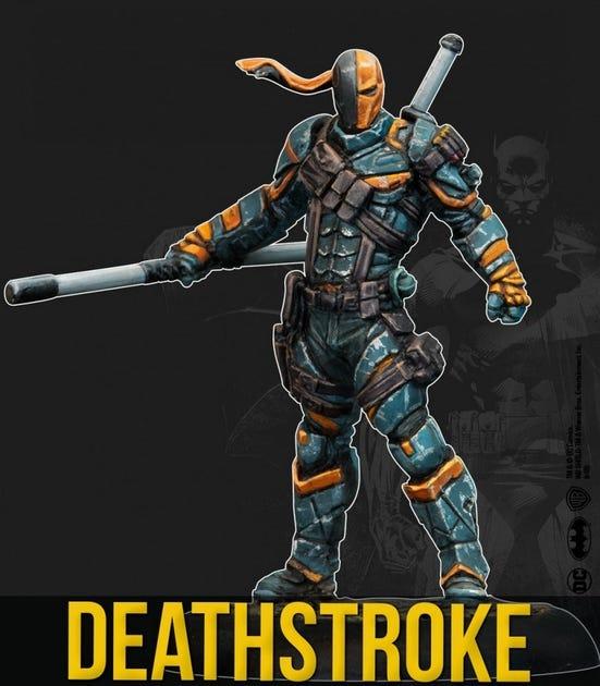 Deathstroke - Multiverse