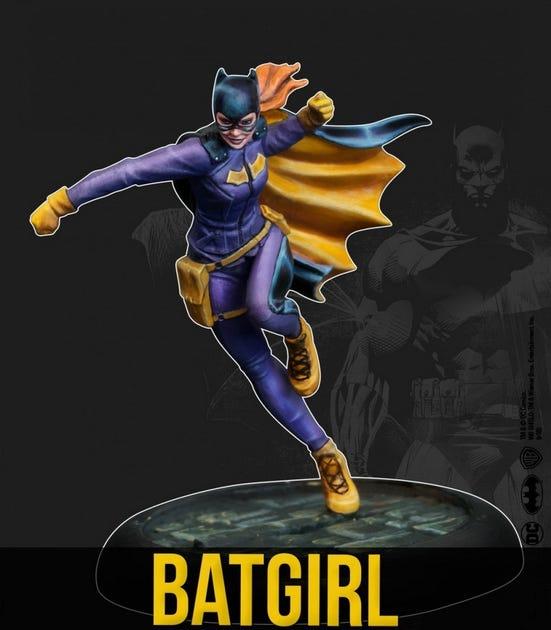 Batgirl Rebirth - Multiverse