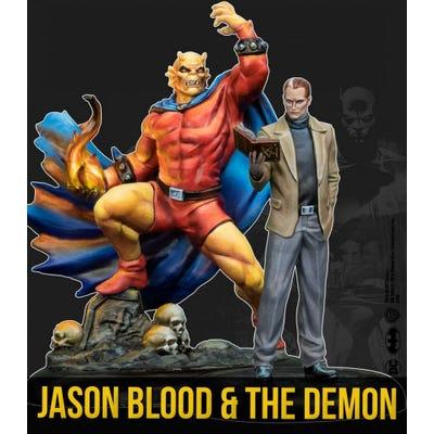 Jason Blood & Etrigan The Demon
