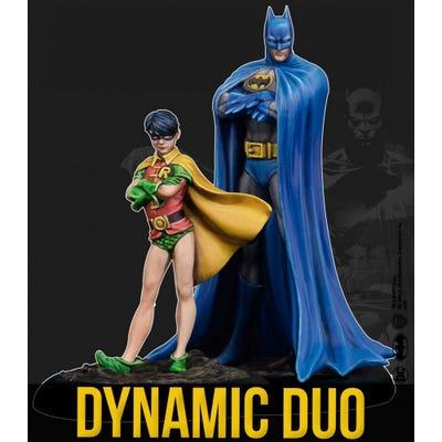 Batman And Robin - The Dynamic Duo