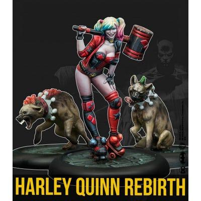 Harley Quinn Rebirth - Multiverse