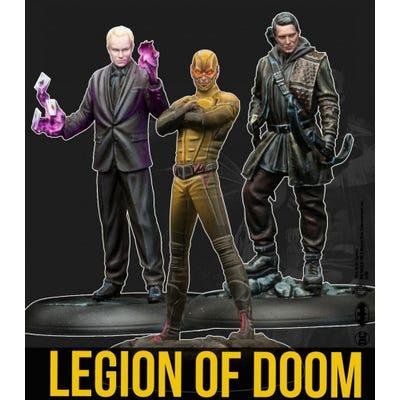 Legion Of Doom - Tv Show