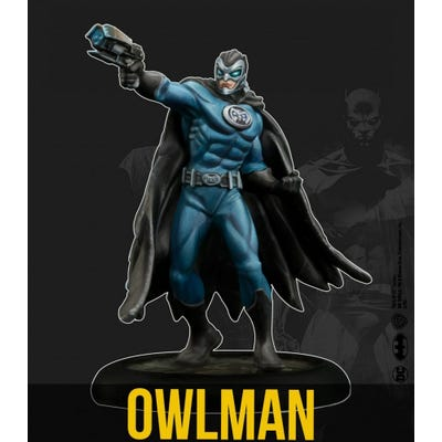 Owlman - Multiverse