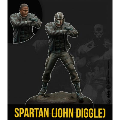 Spartan - John Diggle - Tv Show