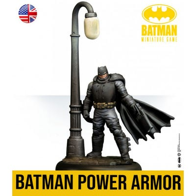 Batman Power Armour