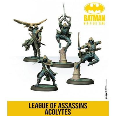 League Of Assassins Acolytes