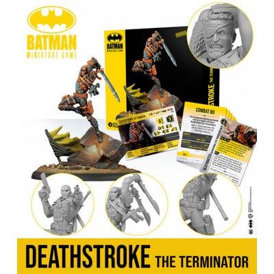 Deathstroke the Terminator - English