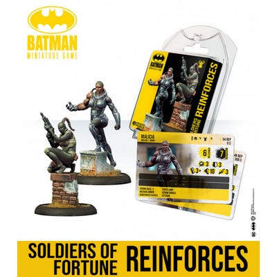 Soldiers of Fortune Reinforces