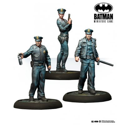 Gotham Police - The Dark Knight Rises