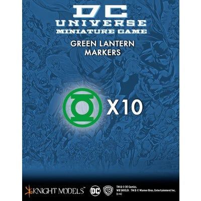 Green Lantern Markers