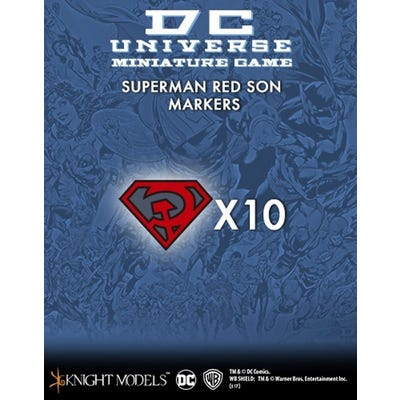 Superman Red Son Markers