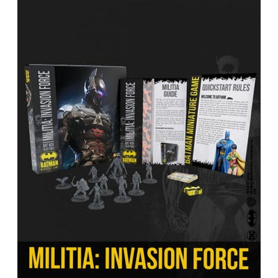 Militia: Invasion Force