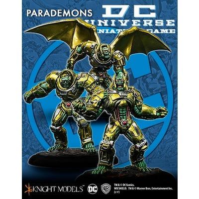 Parademon Invasion Force - Metal