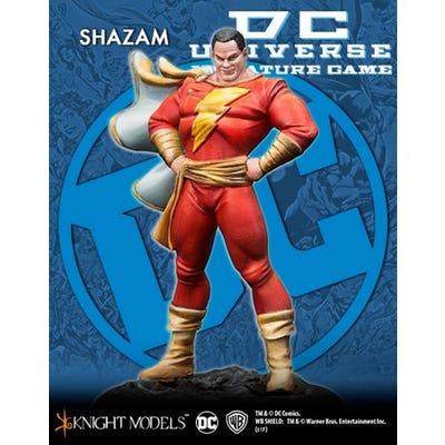 Shazam! - Metal
