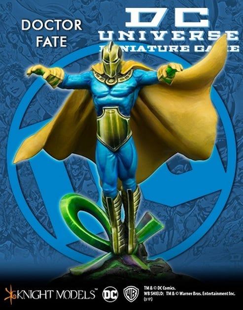 Doctor Fate - Metal