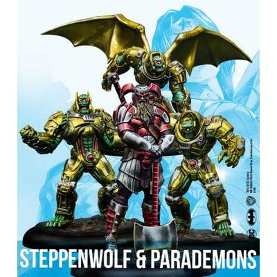 Steppenwolf & Parademons