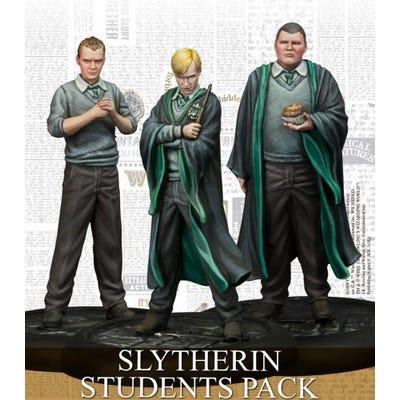 Slytherin Students - Harry Potter Miniatures