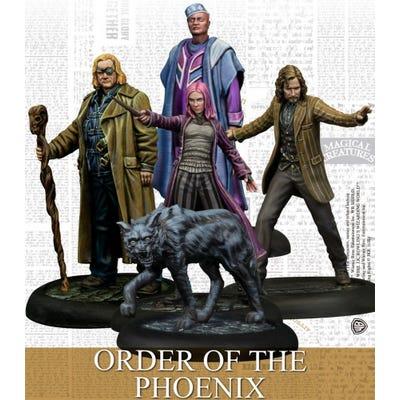 Order of the Phoenix - Harry Potter Miniatures