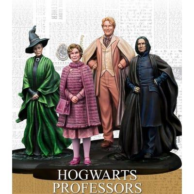 Hogwarts Professors - Harry Potter Miniatures