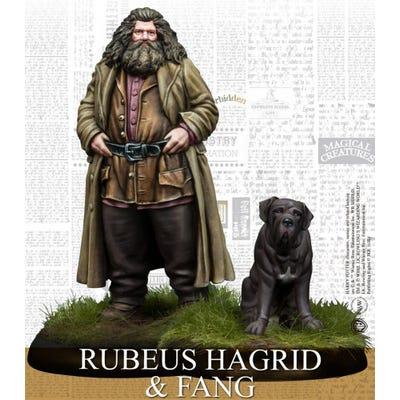 Rubeus Hagrid - Harry Potter Miniatures