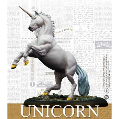 Unicorn Adventure Pack - Harry Potter Miniatures