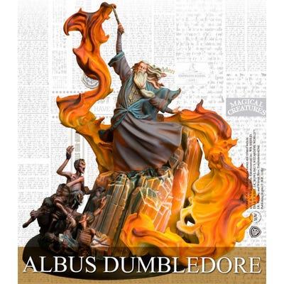 Albus Dumbledore - Spanish