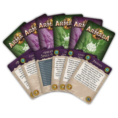 Armada Magic Deck