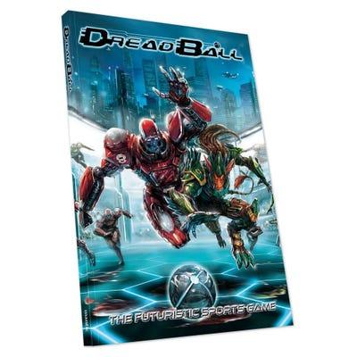 DreadBall 2 Collector's Edition Rulebook
