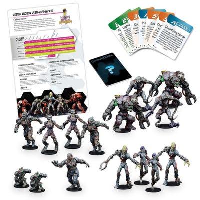 Eden Revenants - Cyborg Team