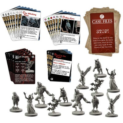 Hellboy: The Board Game: B.P.R.D. Expansion