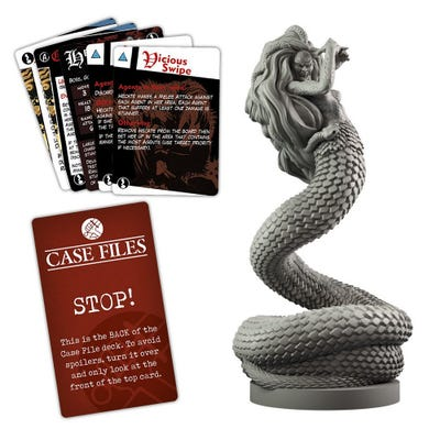 Hellboy: The Board Game: Hecate Monster Booster