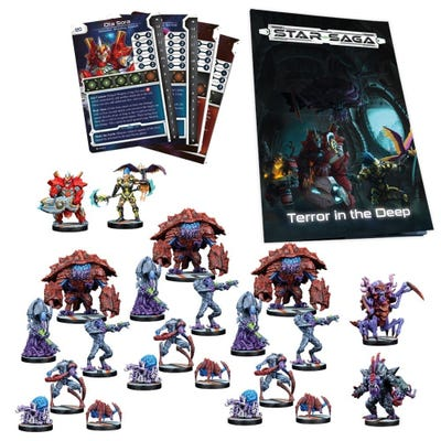 Terror in the Deep Expansion
