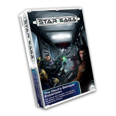 Star Saga: The Devil's Betrayal