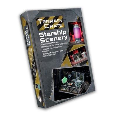 TerrainCrate: Starship Scenery