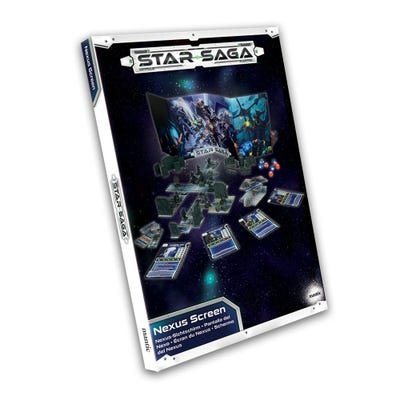 Star Saga Nexus Screen