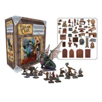TerrainCrate: GMs Dungeon Starter Set