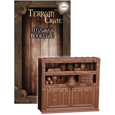 Wizards Bookcase
