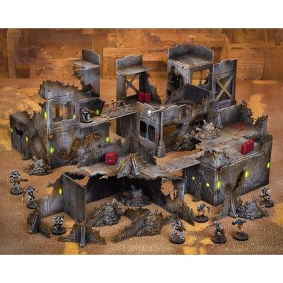 TerrainCrate: Ruined City