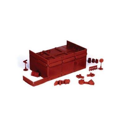 Red Brick Terrain - Convenience Store