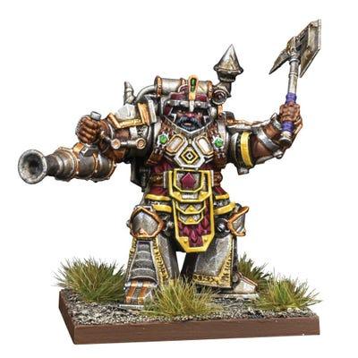 Dwarf Support Pack: Steel Juggernaut