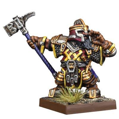 Dwarf Support Pack: Shieldbreaker