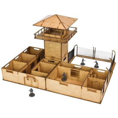 The Prison Scenery Set