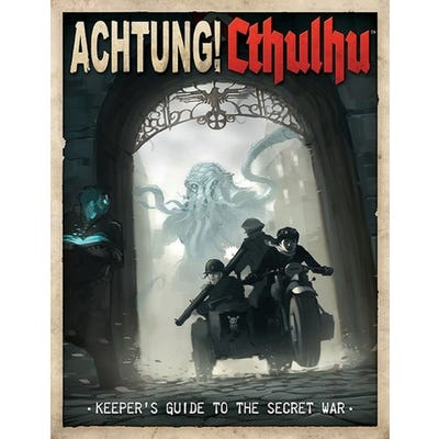 Achtung! Cthulhu Keeper's Guide