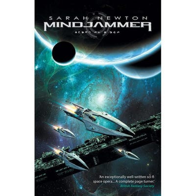 Mindjammer: The Novel