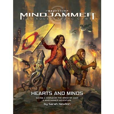 Hearts & Minds: Mindjammer RPG supp