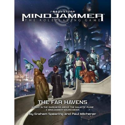 Mindjammer RPG: The Far Havens Supp.